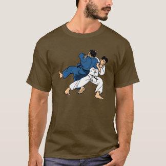 t-shirt do lance de judo camiseta