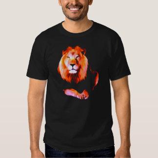 t-shirt do leão