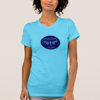 T-shirt do logotipo da libélula de OFWA