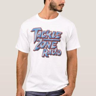 T-shirt do logotipo de TZR Camiseta