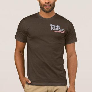 T-shirt do logotipo do bolso de Ratboy Camiseta