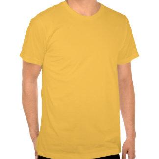T-shirt do logotipo do Javascript (ouro)
