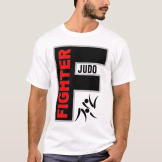 T-shirt do LUTADOR da ELITE do JUDO Camiseta