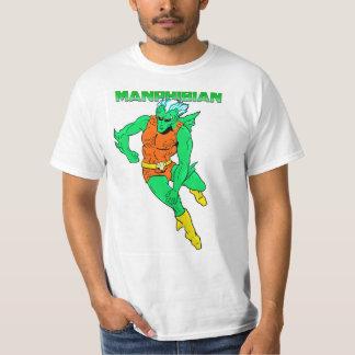 T-shirt do Manphibian dos homens Camiseta