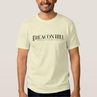 T-shirt do monte de baliza