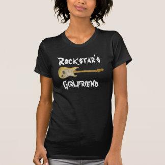 T-shirt do namorada de Rockstar Camiseta
