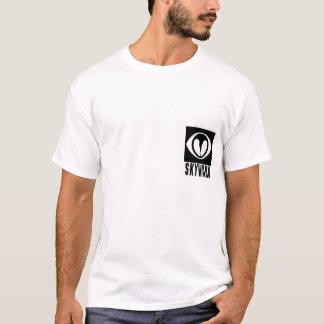 T-shirt do observador da tempestade camiseta