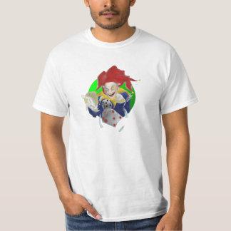 T-shirt do palhaço de Glmart