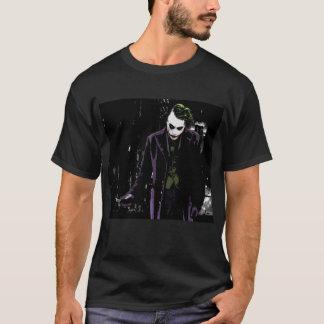 T-shirt do palhaço dos homens camiseta