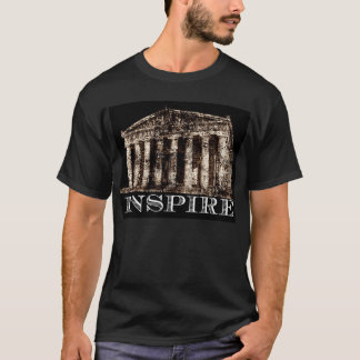 T-shirt do Partenon