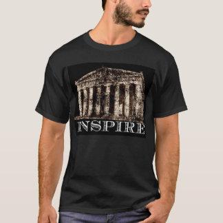 T-shirt do Partenon Camiseta