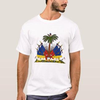 t-shirt do pase do sak camiseta