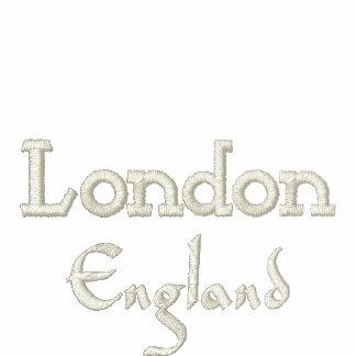 T-shirt do polo de Londres Inglaterra