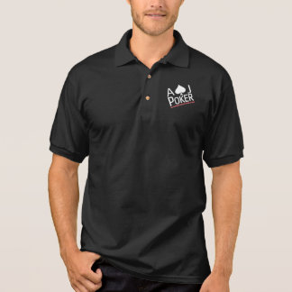 T-shirt do polo para homens