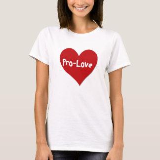 T-shirt do Pro-Amor Camiseta