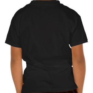 T-shirt do programa das artes marciais da academia