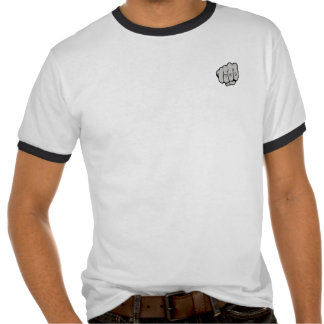 T-shirt do punho de TKD