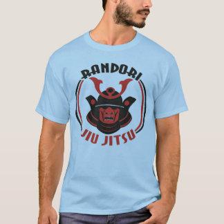 T-shirt do Randori Jiu Jitsu dos homens Camiseta