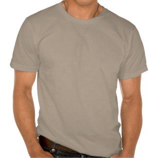 T-shirt do rinoceronte do safari