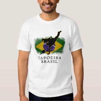 T-shirt do roupa | do Capoeira Brasil dos homens