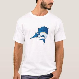 T-shirt do Sailfish dos desenhos animados