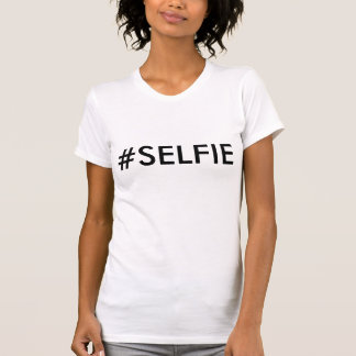 T-shirt do #SELFIE