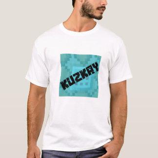 T-shirt do suporte de Kuzkay! Camiseta