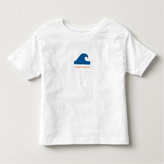 T-shirt do surfista camiseta infantil