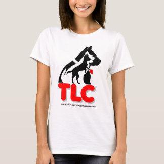 T-shirt do TLC do valor da mulher oficial Camiseta