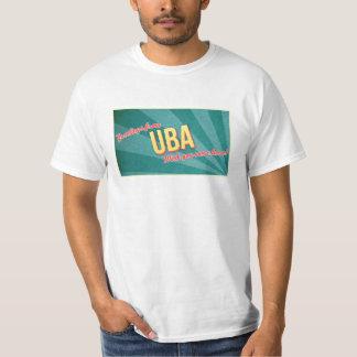 T-shirt do turismo de Uba Camiseta