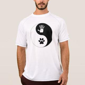 T-shirt do Umidade-Feltro de lubrificação do