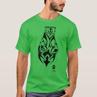T-shirt do urso camiseta