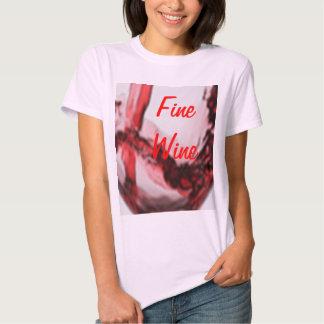 T-shirt do V-Pescoço do jérsei do Bella das