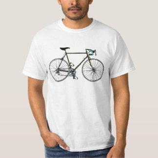 T-shirt do valor da bicicleta camiseta