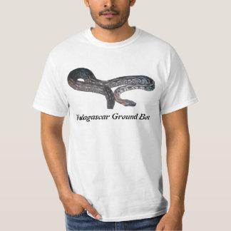 T-shirt do valor de Madagascar