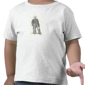 T-shirt do vaqueiro