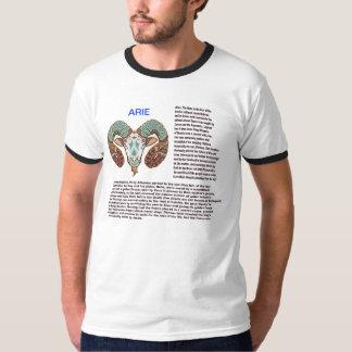 T-shirt dos Arie da origem