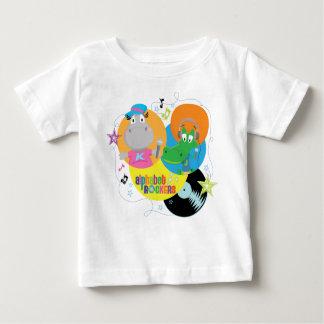 T-shirt dos balancins do alfabeto