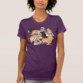 T-shirt dos biters do osso camiseta
