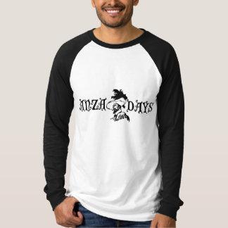 T-shirt dos dias de Anza