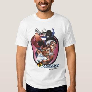 T-shirt dos Ex-Patriotas