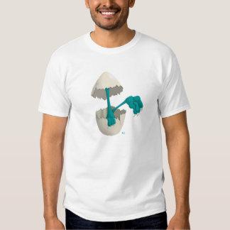 T-shirt dos grafites