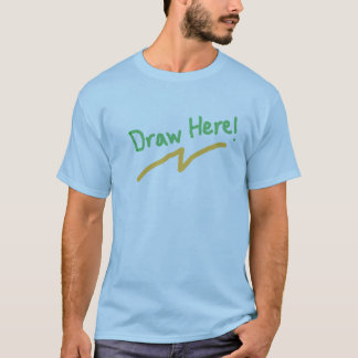 T-shirt dos grafites camiseta