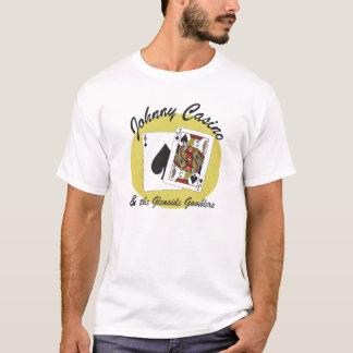 T-shirt dos jogadores de Glenside do casino de Camiseta