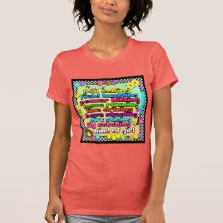 T-shirt dos jogadores de softball de Fastpitch