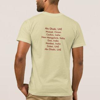 T-shirt dos marinheiros de Sinbad Camiseta