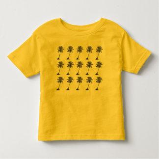 T-shirt dos miúdos das palmeiras