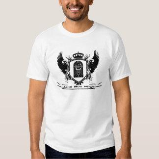T-shirt dos reis do jukebox