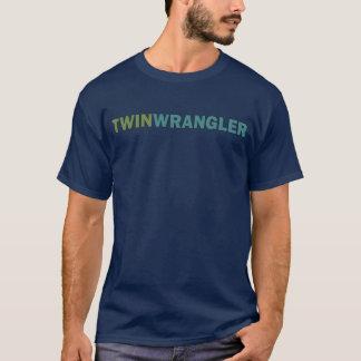T-shirt e Hoodies GÊMEOS do WRANGLER Camiseta