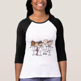 T-shirt e presentes da semana das enfermeiras